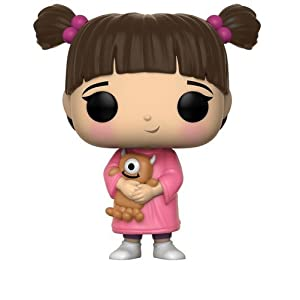 Funko Pop Disney: Monster's-Boo Collectible Figure, Multicolor