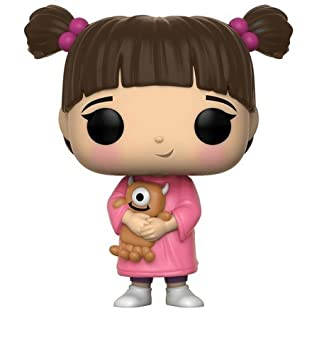 amazon com funko pop disney monster s boo collectible figure