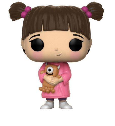 (Funko Pop Disney: Monster's-Boo Collectible Figure,)