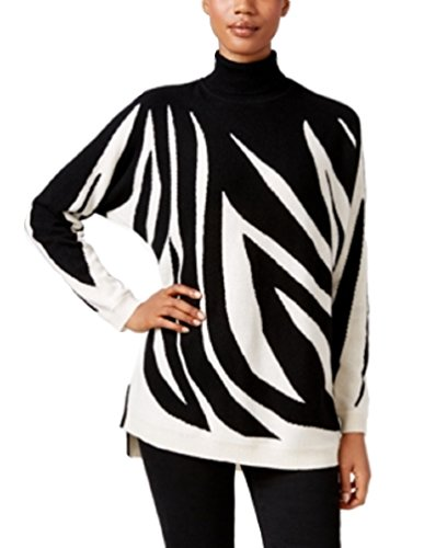 Zebra Turtleneck - 3