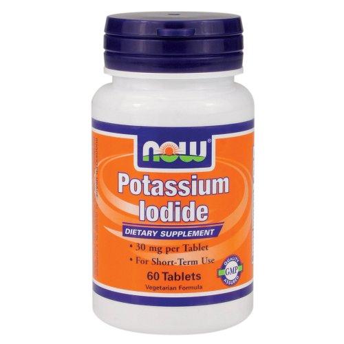 Maintenant iodure de potassium
