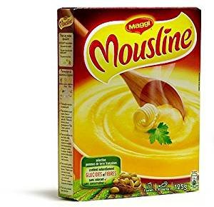 Expert choice for puree mousseline