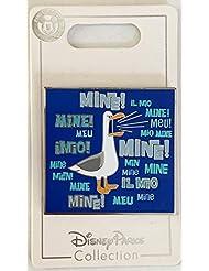Disney Pin 138810 Finding Nemo Seagulls - MINE! iLl MIO MINE MINE Pixar Pin