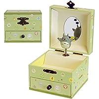 Studio Ghibli Music Box Collection My Neighbor Totoro Totoro paper box