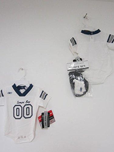 Tampa Bay Lightning Reebok Infant Three Piece Set 6/9 Months