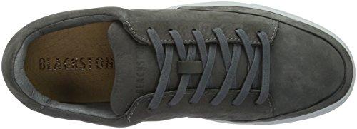 Blackstone Km01, Scarpe da Ginnastica Uomo Grigio (Grafite)