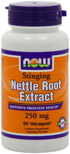 Now Foods Nettle Root Extractract 250mg, Veg-capsules, 90-Count, Health Care Stuffs