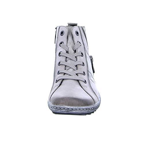 cigar grau grey altsilber Ankle cigar Boots Remonte R1472 grau Women 42 altsilber YqnWqRx
