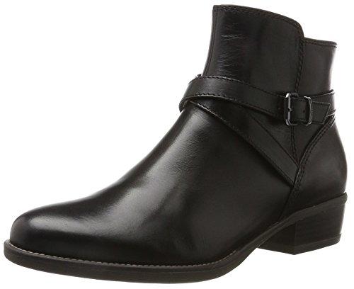 Tamaris Damen 25064 Stiefel Schwarz (Black)