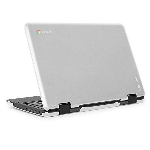 iPearl mCover Hard Shell Case for 2018 11.6 Lenovo 300E / Flex 11 Series 2-in-1 Chromebook Laptop (NOT Fitting Lenovo 300E Windows & N21 / N22 / N23 /100E / 500E Chromebook) (C300E Clear)