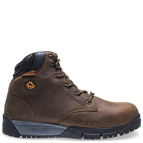 Wolverine Men's Mauler LX Composite Toe Waterproof Work Boot, Brown, 13 3E US by Wolverine (Image #7)