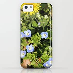 Society6 - Spring Flowers iPhone & iPod Case by BACK To BASICS