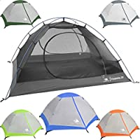 Hyke & Byke Yosemite 2 Person Backpacking Tent with...