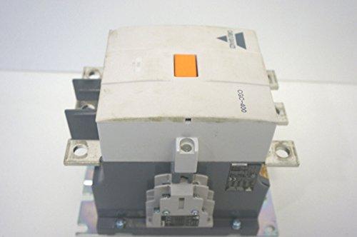 CARLO GAVAZZI CGC-400 CONTACTOR 400AMP