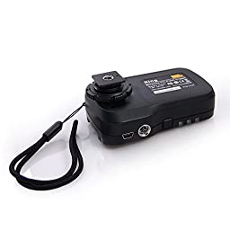 Wireless TTL Flash Trigger Single Receiver for Sony Camera Remote Control Pixel King for Sony FSK 2.4GHz