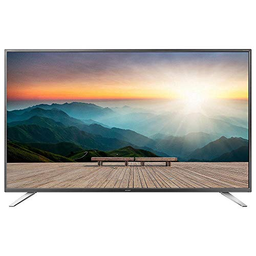 Sharp 40 Inch LC-40CFG4041K Full HD LED TV with Freeview HD