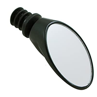 SUNLITE Pro Road Warrior Bar End Mirror : Bike Mirrors : Sports & Outdoors