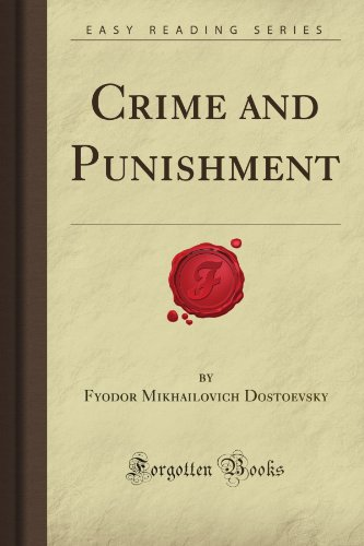 crime and punishment rasklonikov vs svidriaylov The pawnbroker has on two crosses when raskolnikov kills her, and sonia  later has  he once wrote an article, which porfiry says is called on crimeor.