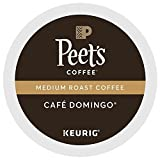 Peet's Coffee & Tea Coffee Cafe Domingo Blend K-Cup Portion Pack for Keurig K-Cup Brewers, 88 Count by Peet's Coffee