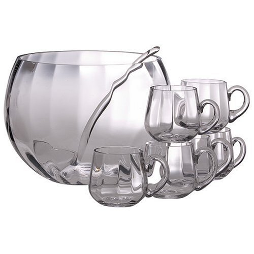 Artland 82012 CL Simplicity Punch Bowl Set 82012A