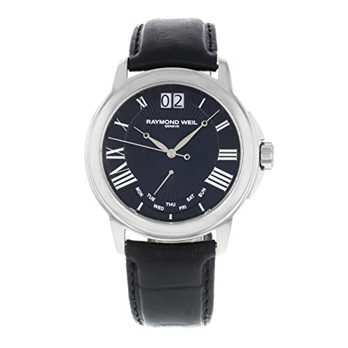 Raymond Weil Tradition quartz mens Watch 9576-STC-00200 (Certified Pre-owned)