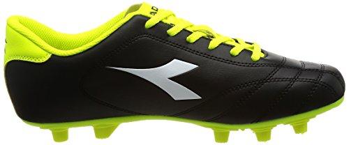 6play Dd bianco giallo Scarpe Da Fl Mdpu nero Calcio Uomo Nero Diadora AqF1f1
