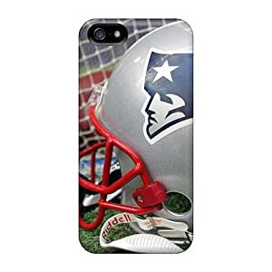 Top Quality Protection New England Patriots Helmet Case Cover For Iphone 5/5s
