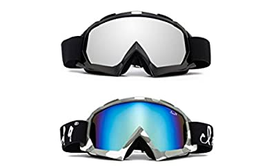 "Cloud 9 - Snow Goggles ""Gorilla"" Adult Camo Anti-Fog Dual Lens UV400 Snowboarding Ski"