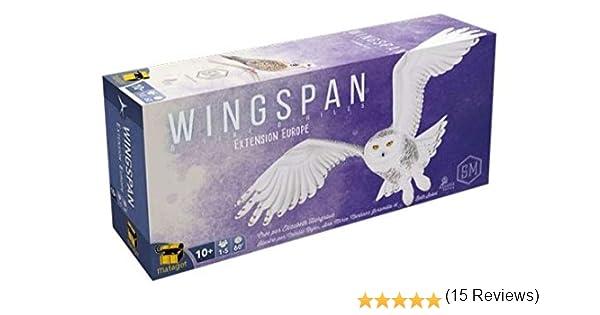 Matagot Wingspan Europe Francais: Amazon.es: Juguetes y juegos