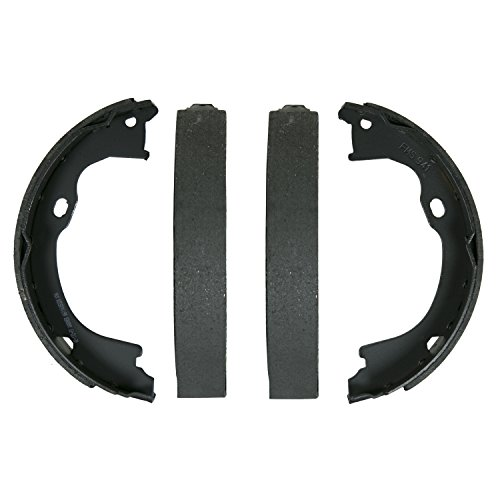 Replacement Brake Shoe Set - Wagner Z941 Parking Brake Shoe Set, Rear