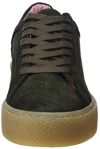 Spm Ladies Soho Sneaker Green (cedro)