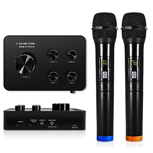 Sound Town Wireless Microphone