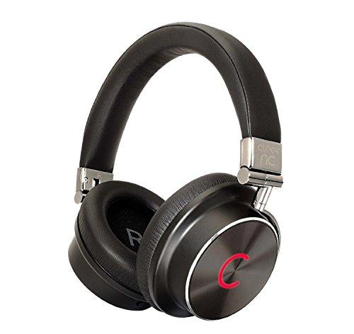 Cleer NC Over Ear Noise Cancelling Kopfhörer, Faltbare High Definition Kopfhörer mit Mikrofon und Fernbedienung