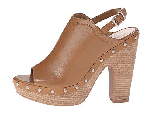Jessica Simpson Women's Daine Platform Sandal, Dakota Tan, 8.5 M US - Jessica Simpson Slingback Shoes