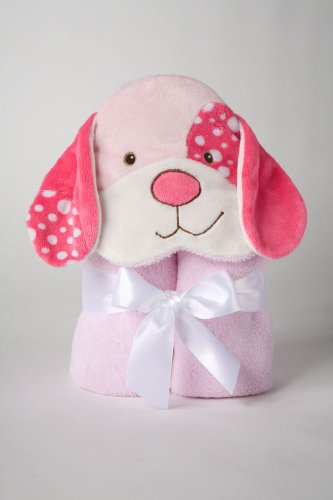 Pink Dog Towel 28″ by Douglas Cuddle Toys, Health Care Stuffs