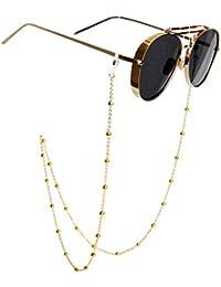 5ee6e3f8bd26 Eyeglass Chains Glasses Reading Eyeglasses Holder Strap Cords Lanyards -  Eyewear Retainer for Women