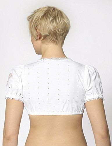 Stockerpoint B-3025-Blusa Mujer Blanco