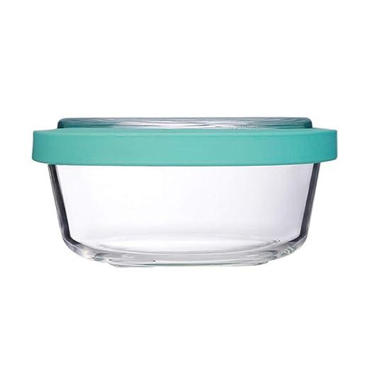ZL-Porta alimentos Recipiente de Vidrio Recipiente ...