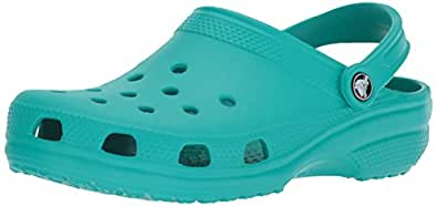 Crocs Unisex Adults Classic Clog,Tropical Teal,6 M US Women / 4 M US Men