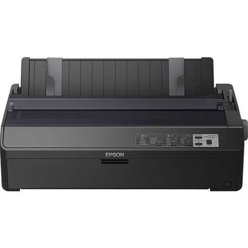 Epson LQ-2090II NT 24-pin Dot Matrix Printer - Monochrome - 550 cps Mono - USB - Parallel - Ethernet