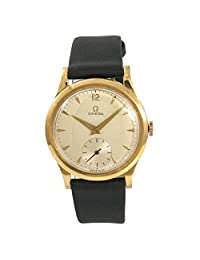 Omega Vintage Mechanical-Hand-Wind Male Watch Unknown (Certified Pre-Owned)