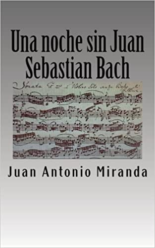 Book Una noche sin Juan Sebastian Bach