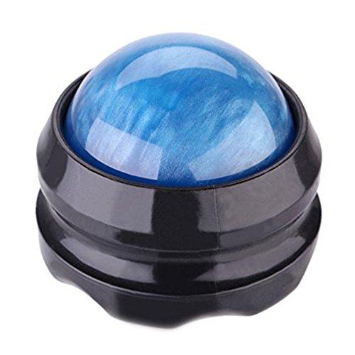 ♛Euone Massager Ball ♛Clearance♛, Back Roller Massager Pain Relief Body Secrets Massage Roller Relax Ball