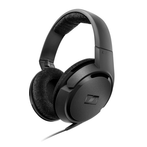 Sennheiser HD 419 Headphones, Black by Sennheiser