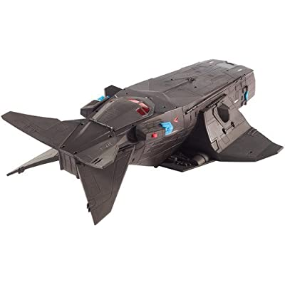 Mattel Justice League Flying Fox Mobile Command Center: Toys & Games