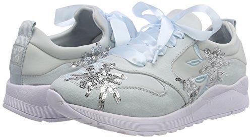 Femme oliver S Blue Basses 23674 lt Bleu Sneakers ZqTagIq