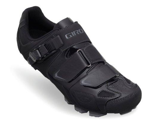 Giro 2013 Mens Gauge HV Wide Mountain Bike Shoes (Black - 46)