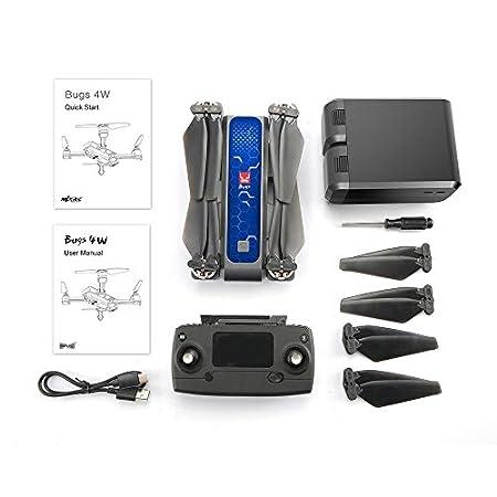 CHOULI B4W 5G WiFi FPV GPS Brushless Foldable RC Drone w/ 2 ...