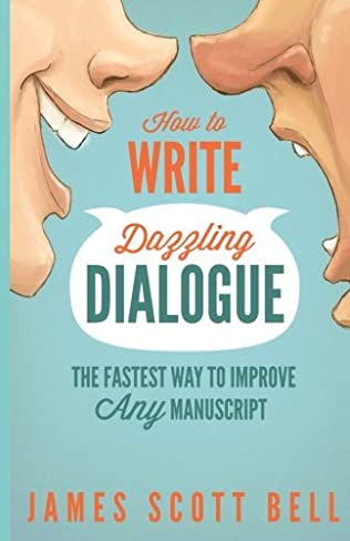 book cover of How to Write Dazzling Dialogue