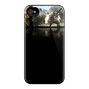 Hot Fashion WNH1430oLnT Design Case Cover For Iphone 4/4s Protective Case (crysis Game Widescreen)